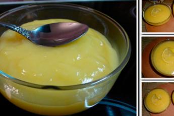 Вкуснейший лимонный крем в мире