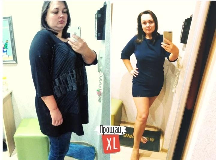 Как я похудела на 25 кг дома без платных консультаций и марафонов
