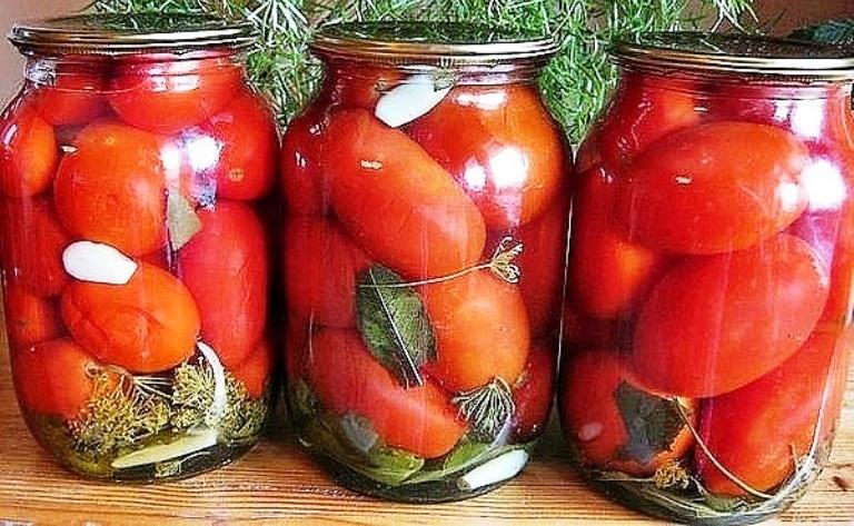закрутка помидоров картинка