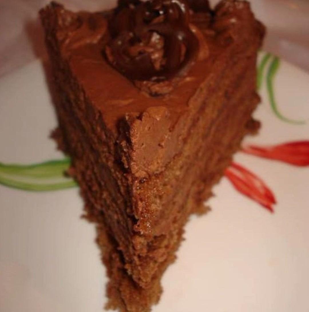 Хочу поделиться рецептом своего любимого шоколадного торта! Трюфель на мой взгляд самый вкусный шоколадный торт!
