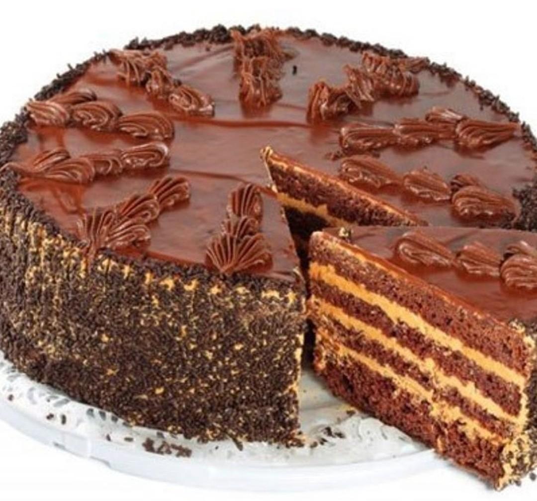 Торт «Мечта жизни» всего-то за 10 минут
