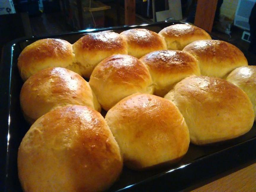 Творожные булочки за15 минут