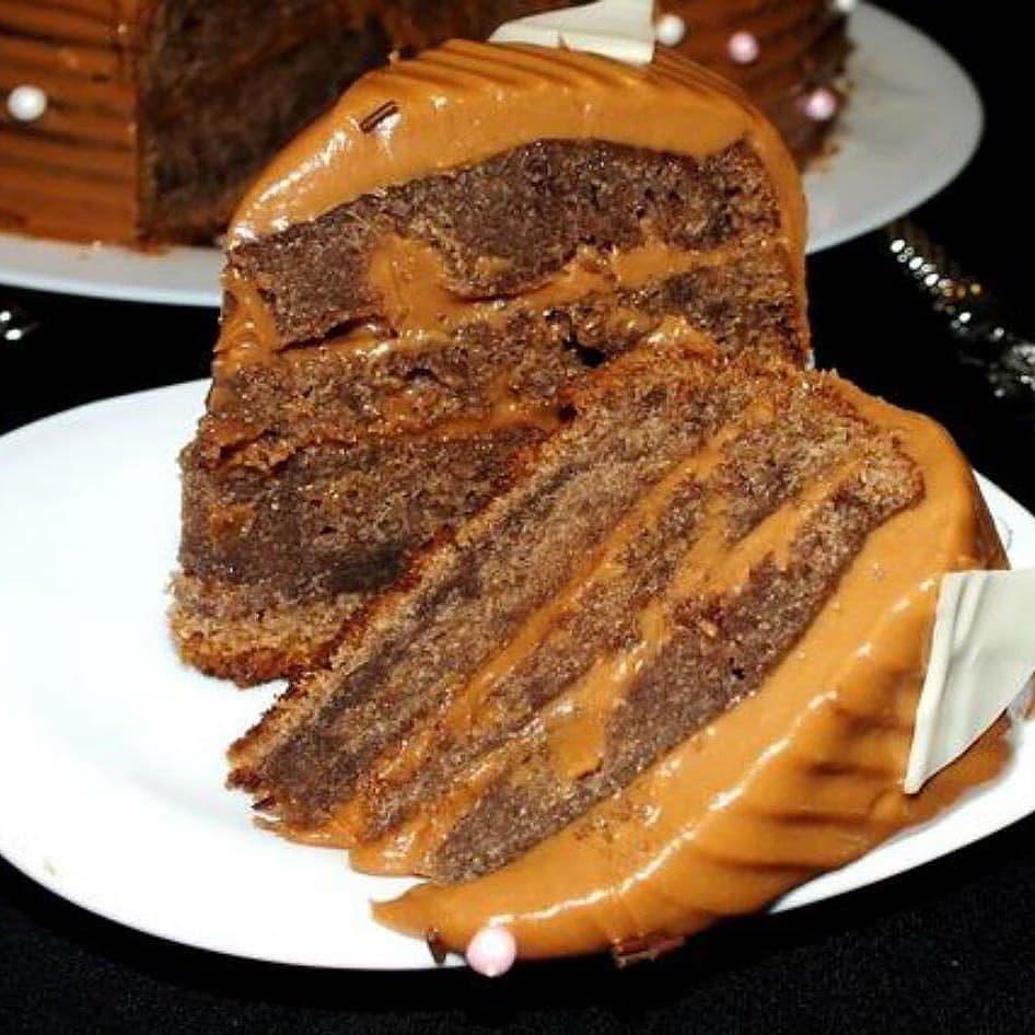 """Торт """"Шоколадное кухэ"""". Невероятно вкусный!"""