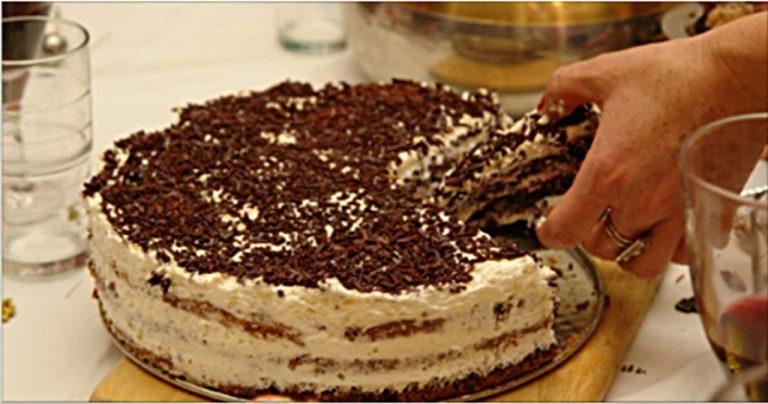 Самый быстрый и вкусный торт, который мы печем уже 20 лет!