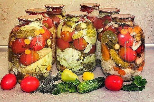 Консервация «Мой Огород». Вкусный Рецепт, проверенный годами!