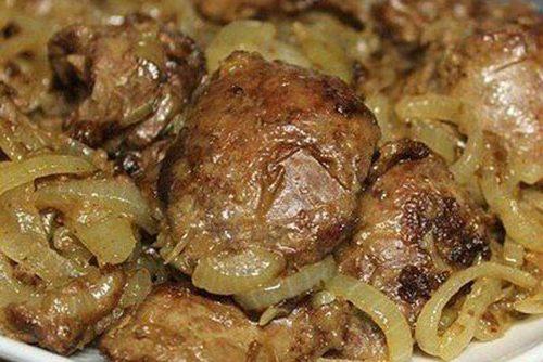 Секреты приготовления жаренной печени, чтобы она было сочной, вкусной и мягкой!
