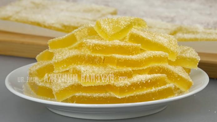 Домашний апельсиновый мармелад: вкуснятина невероятная!