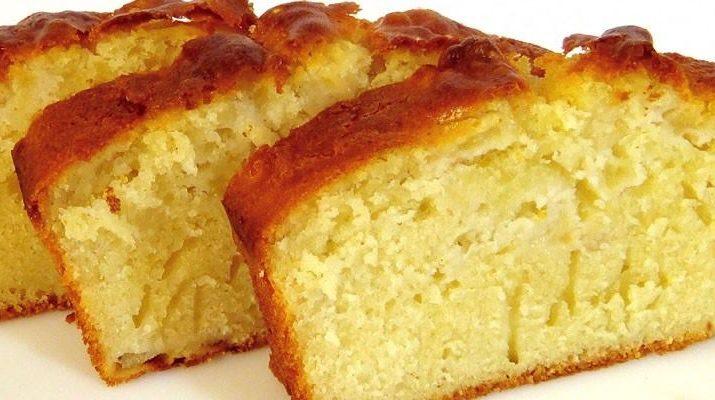 Простой кекс «Неженка» — Вкусный, пышный и нежный