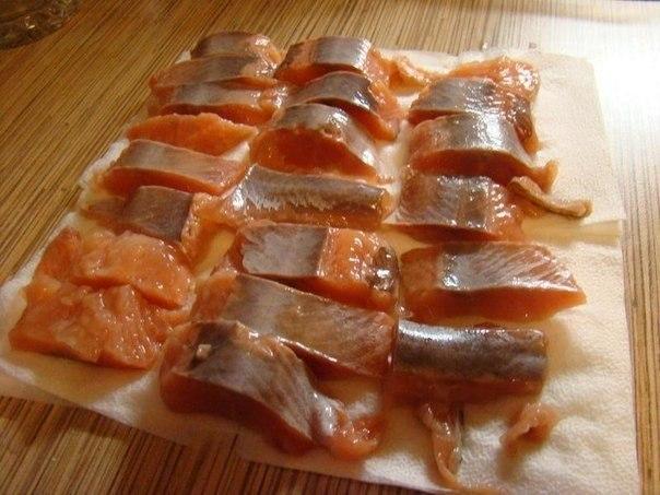 Готовим из горбуши семгу: просто, вкусно и экономно!