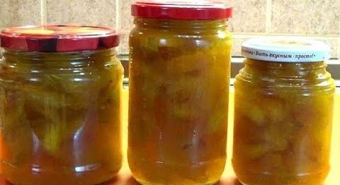 Быстрое варенье из абрикосов. С лимоном получается гораздо вкуснее и ароматные. (Видео рецепт)