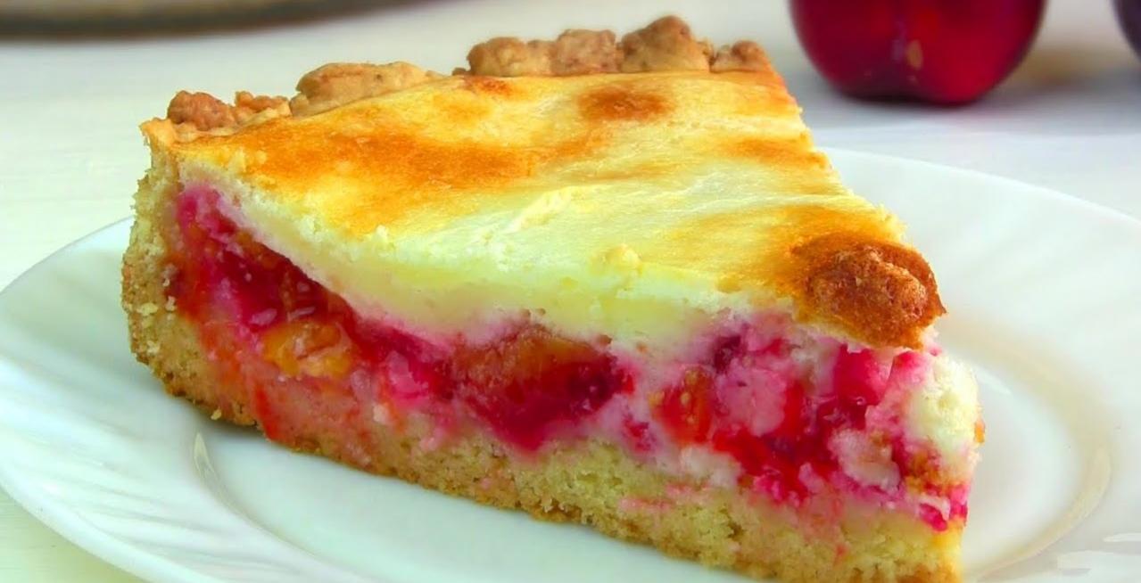 Вкус этого Пирога Запомнится Вам Надолго! Быстрый Простой Рецепт. Результат Потрясный!