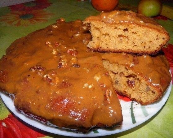 Этот рецепт достоин аплодисментов за свою простоту в приготовлении — Пирог «Лень — матушка»